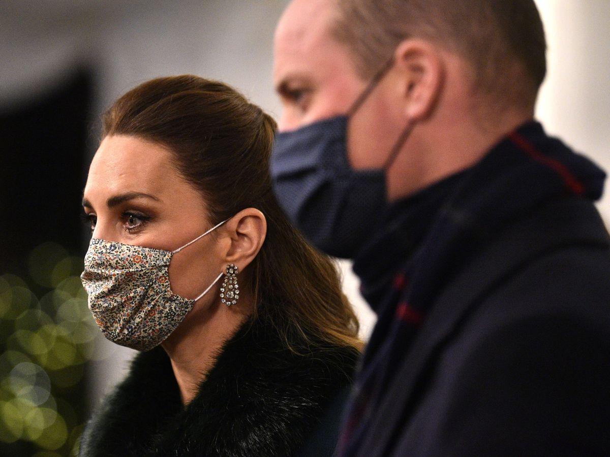 Foto: Los duques de Cambridge, en una imagen reciente. (Reuters)