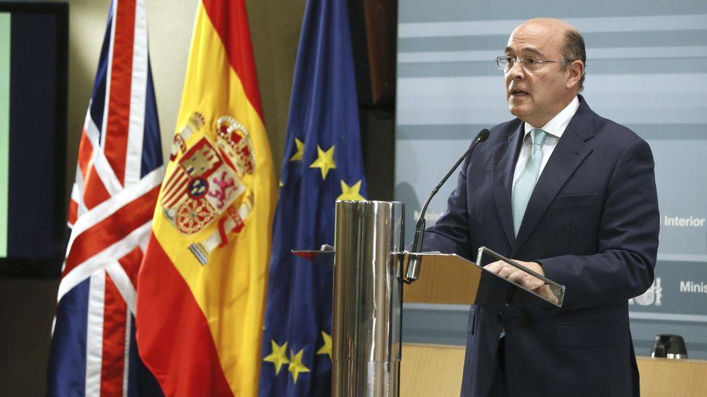 Foto: El director de Gabinete de Coordinación y Estudios de la Secretaría de Estado de Seguridad, Diego Pérez de los Cobos. (EFE)
