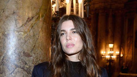 'Stop mechas', la tendencia capilar que Carlota Casiraghi defiende