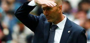 Post de Las charlas de Zidane en el Real Madrid que no sirven de nada