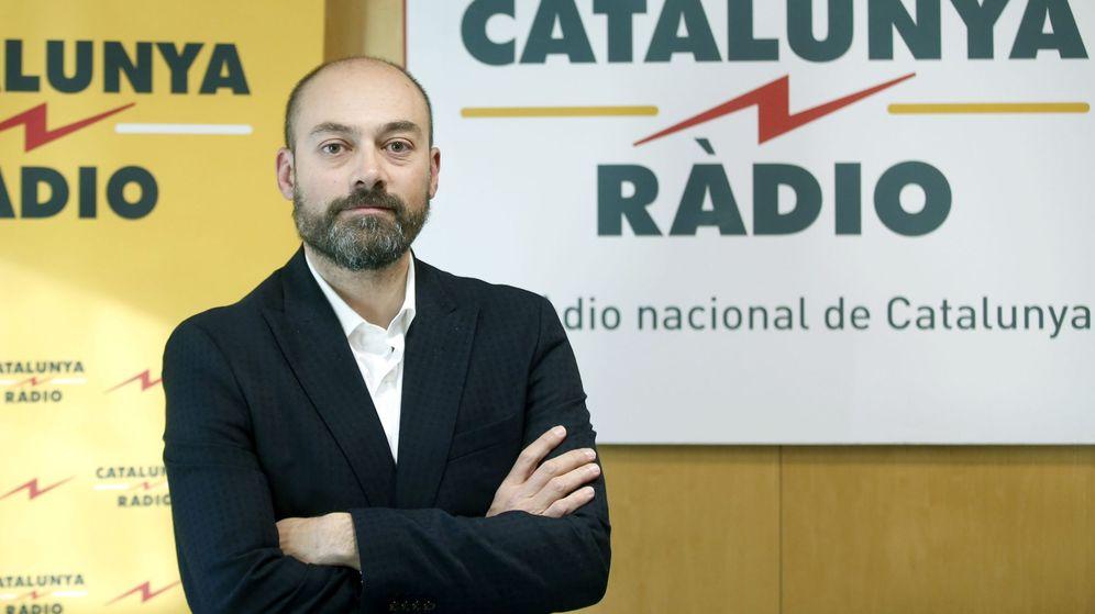 Foto: El periodista Saül Gordillo presidirá la Corporación Catalana de Medios Audiovisuales (CCMA). (EFE)