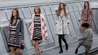 Una intrusa se cuela en el desfile de Chanel y una modelo la echa