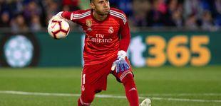 Post de La resistencia absurda de Keylor Navas en el Real Madrid