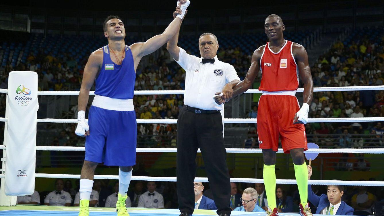 Youba Sissokho cae en primera ronda ante Shakhram