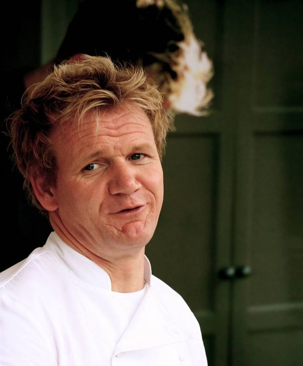 Foto: El señor Ramsay, el chef de moda. (Wikipedia)