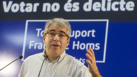 Homs cree que si hay condenas por el 9N será el fin del Estado español