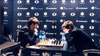 Carlsen versus Karjakin: el reinado del ajedrez, a juego en Nueva York