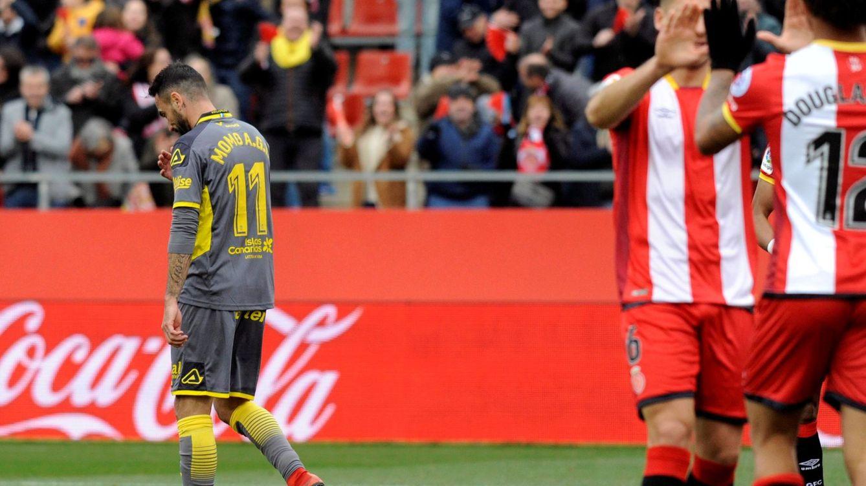 Sentimos vergüenza: Paco Jémez no puede evitar un ridículo absoluto de Las Palmas