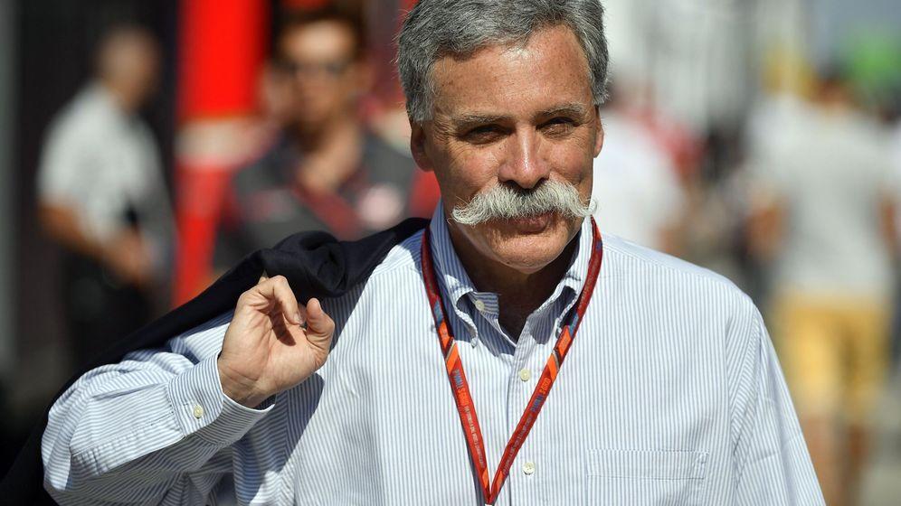 Foto: Chase Carey, CEO de la Fórmula 1 (EFE)