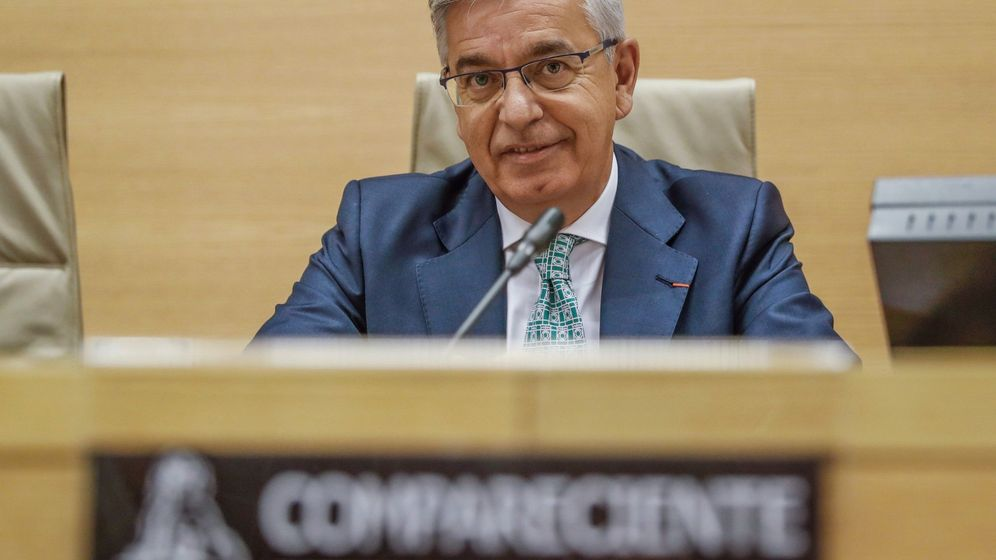 Foto: El coronel de la Guardia Civil Manuel Sánchez Corbí. (EFE)