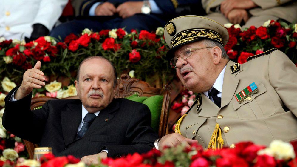 Foto: Abdelaziz Bouteflika. (Reuters)