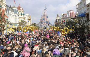 Euro Disney se hunde un 9,5% ante su próxima opa de exclusión