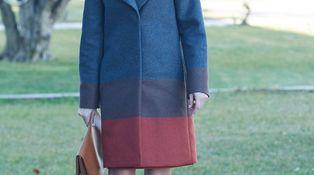 Los pendientes, el 'highlight' del look de la reina Letizia en Toledo