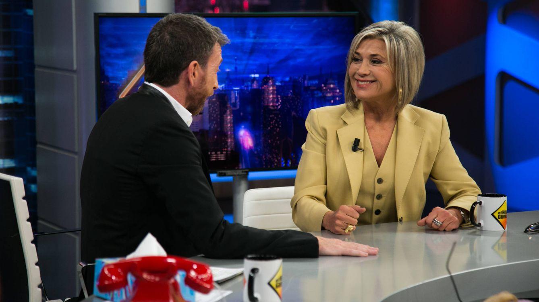 Julia Otero en 'El Hormiguero': El problema es que a los políticos no les preocupa España