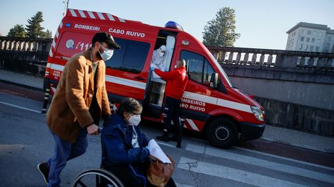Los portugueses, sumidos en el hartazgo y a las puertas del colapso sanitario