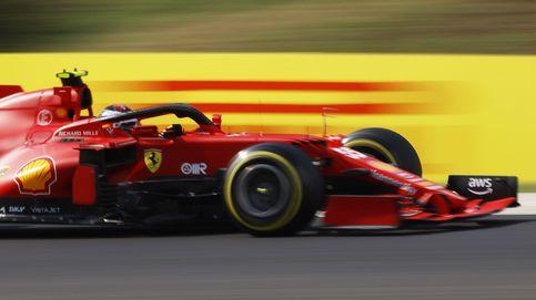 Sainz: la alegría de un podio inesperado y la decepción de una victoria perdida