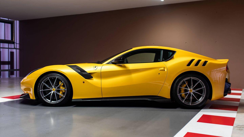 El F12, también recogido en Maranello, tiene un precio de 835.000 euros