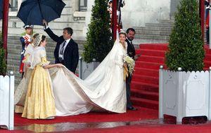 La boda de Felipe y Letizia, diez años después