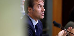 Post de Julen Lopetegui comienza su tiempo en la selección dejando a Iker Casillas en casa