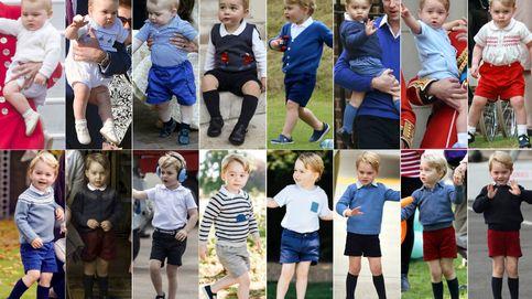 Misterio resuelto: el motivo por el que George siempre lleva pantalón corto