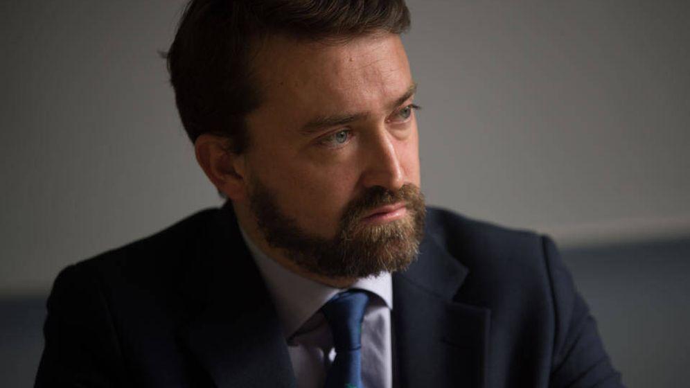 Foto: El economista jefe de Arcano ha trabajado en Deutsche Bank o UBS. (Pablo López Learte)