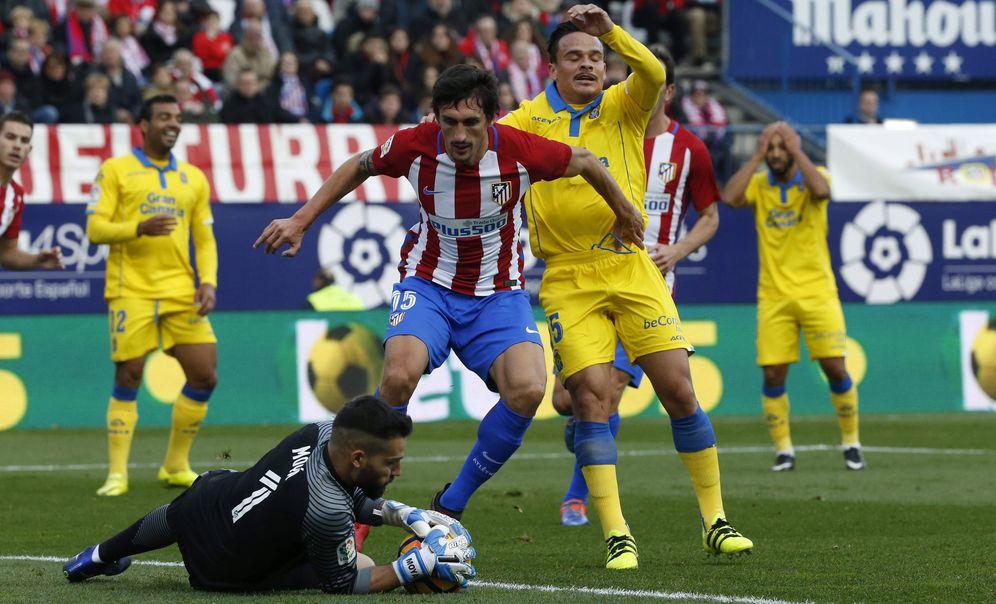 Foto: El Atlético ha ganado dos de sus últimos tres partidos en LaLiga por 1-0 (Kiko Huesca/EFE