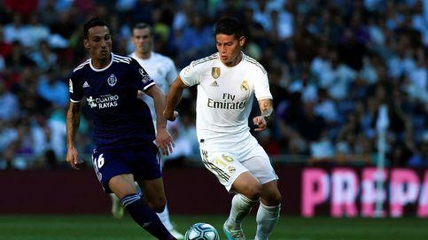 Real Madrid - Real Valladolid en directo: resumen, goles y resultado