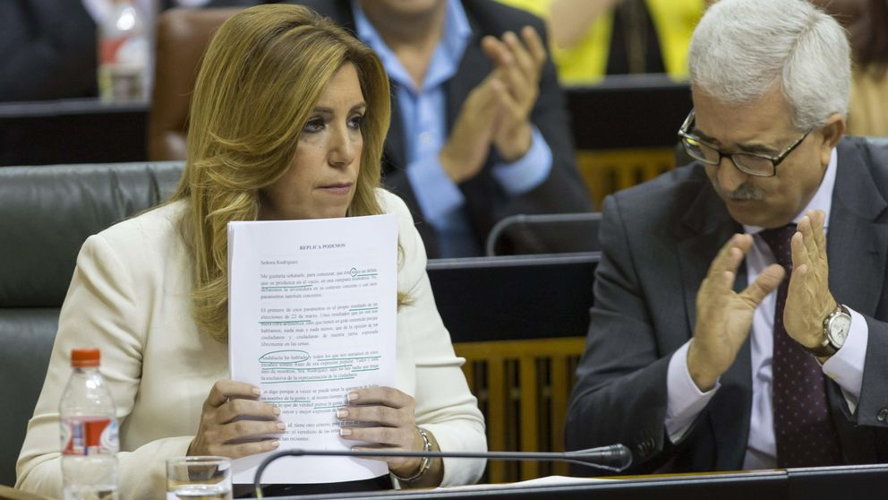 47-62: Díaz encaja el primero de muchos posibles fracasos para ser presidenta