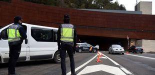 Post de España exige estar vacunado o PCR a los que crucen la frontera desde Francia
