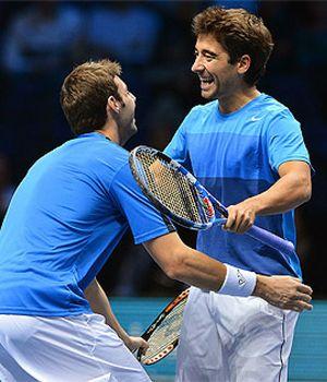 Granollers y López saborean la gloria en su primera participación en la Copa de Maestros