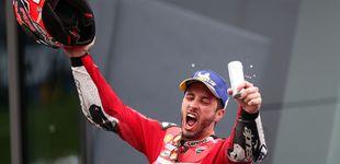 Post de Resultado MotoGP: Dovizioso gana a Márquez tras una batalla titánica en Austria