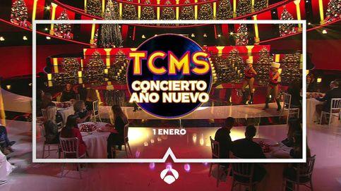 Antena 3 emitirá, un año más, el 'Concierto de Año Nuevo' de 'Tu cara me suena'