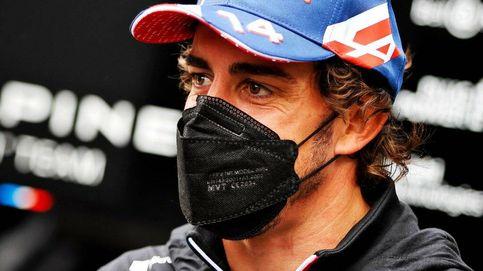 Fernando Alonso despide a Kimi Raikkonen, el piloto del que sabe más de lo que dice