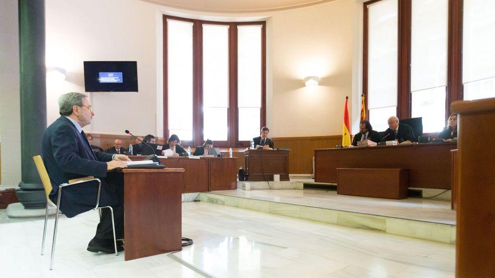 Foto:  El expresidente de Catalunya Caixa Narcís Serra. (EFE)
