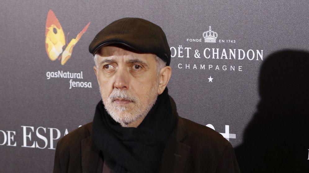 Foto: Fernando Trueba, en el estreno de 'La reina de España'.