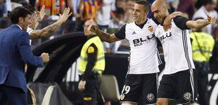 Post de La despiadada ley de la báscula de Marcelino hace volar al Valencia
