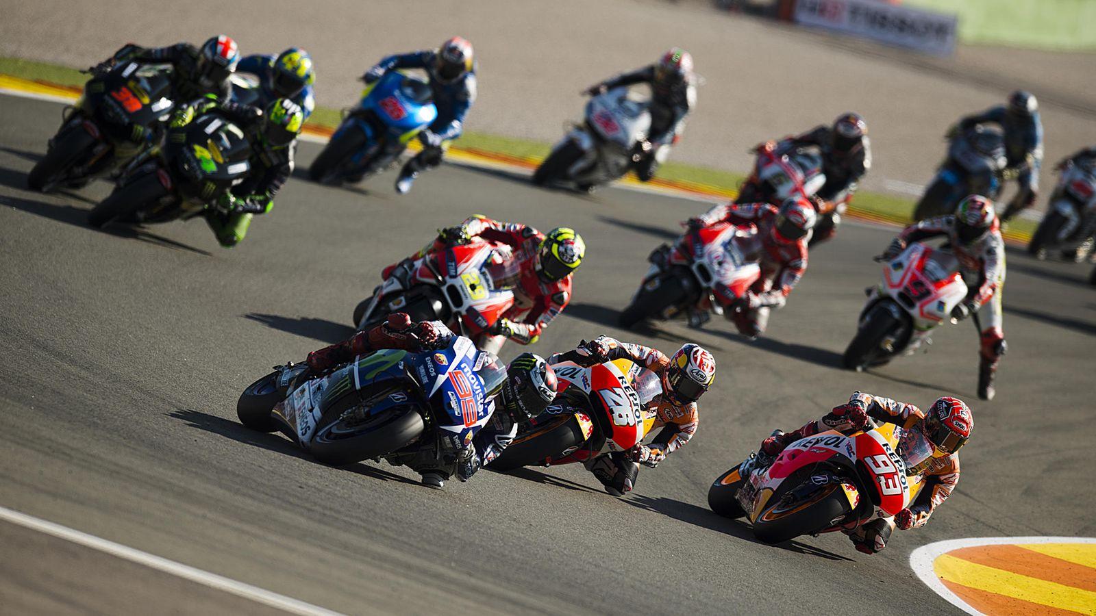 Foto: Dorna Sports es la encargada de organizar el Mundial de MotoGP (Cordon Press).