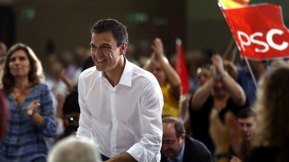 El aparato se impone en las listas electorales del PSOE