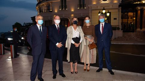La reaparición de Carolina de Mónaco: junto a su nuera, más rubia y en un acto social