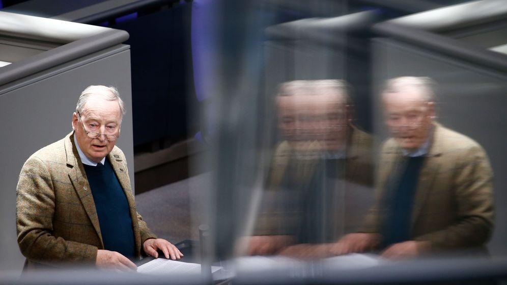 Foto: Líder de Alternativa por Alemania, Alexander Gauland. (Reuters)