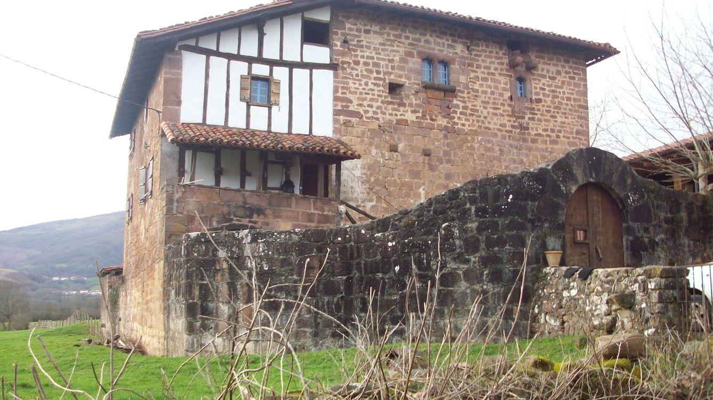 Foto: El palacio en el que vivió Pedro de Ursúa. (CC/ Euskaldunaa)