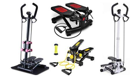 Las máquinas de step para quemar calorías y tonificar tu cuerpo en casa
