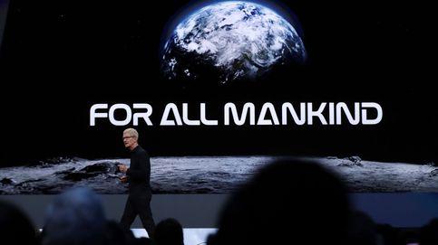 Sí, los rusos llegaron primero a la Luna pero nunca como Apple se imagina en su serie