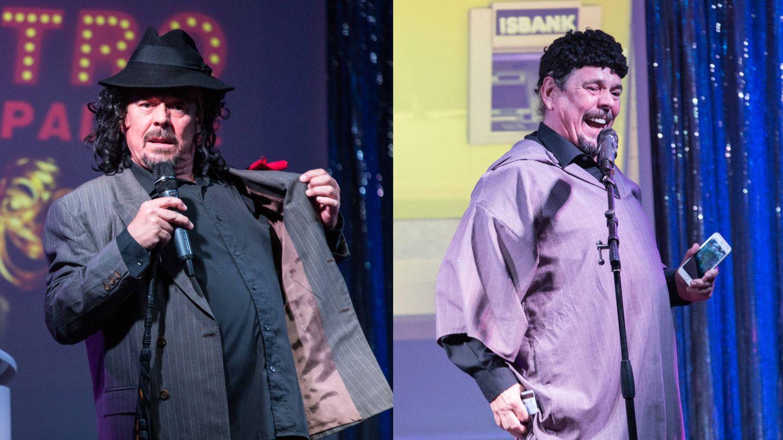 El gitano Juan de Dios y el morito Juan son dos de los personajes estrella de Juan Muñoz.
