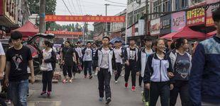 Post de Viaje al pueblo chino donde estudian 16 horas al día: