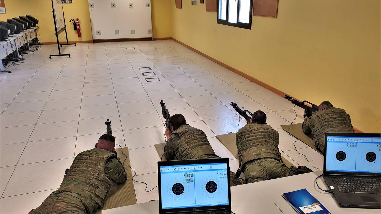 Sistema NOCTEL para mejorar las técnicas de tiro. (Juanjo Fernández)