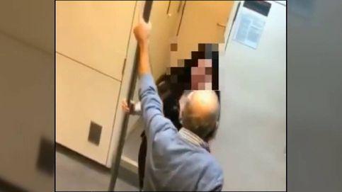 Agresión sexual a una mujer en un vagón de cercanías