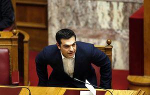 La corbata de Tsipras y las turbulencias financieras