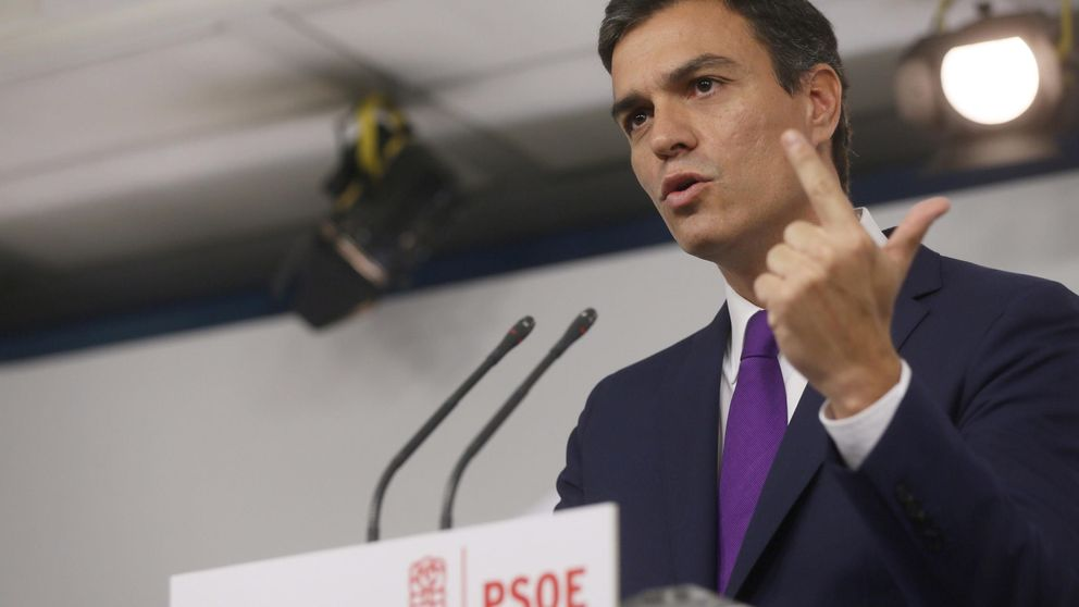Pedro Sánchez, dispuesto a debatir con Rivera e Iglesias aunque Rajoy no quiera