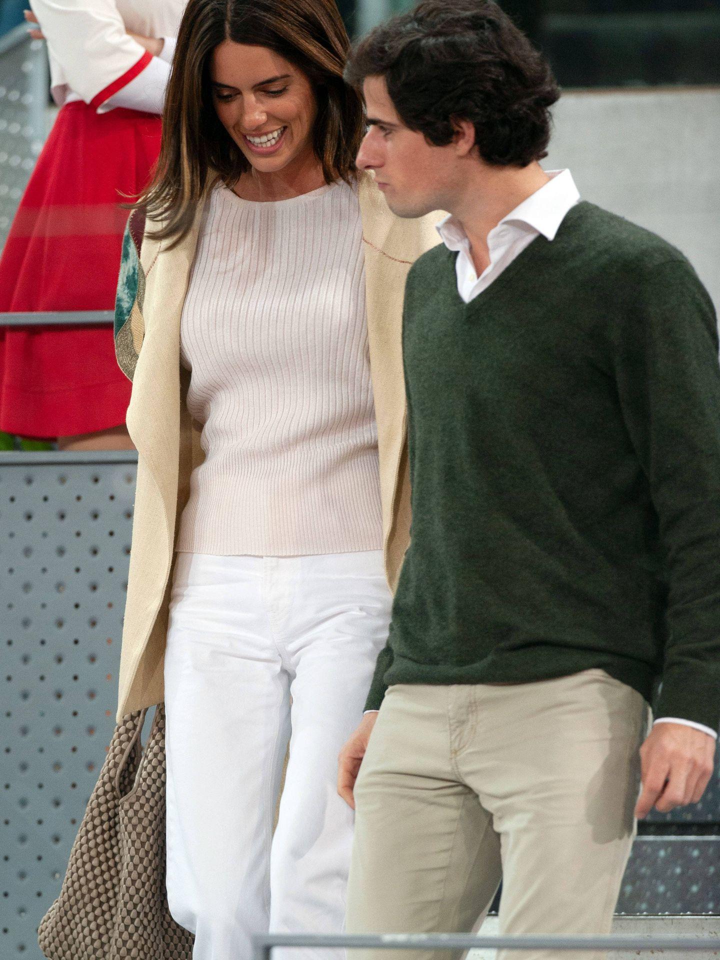Fernando y Sofía, más felices que nunca. (Getty)
